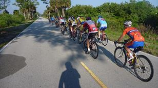 Group Ride from Atlantic Coast to Lake Okeechobee and back