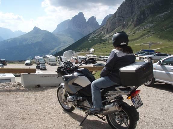 BMW Motorcycle trip western